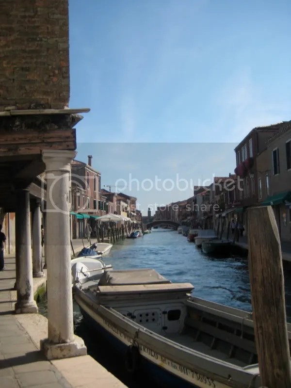 More shots in Murano