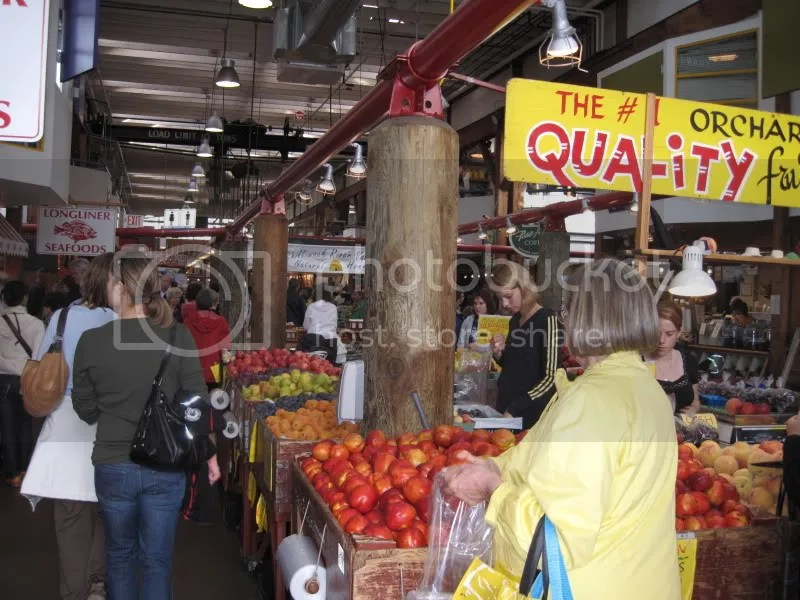 Im convinced that my food would be even better if I could shop for ingredients at this market!