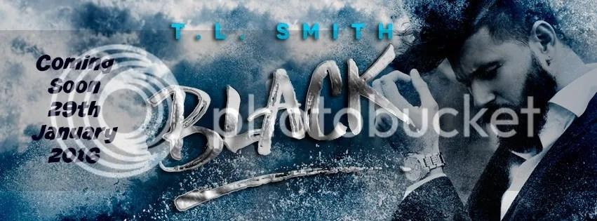 black CR banner