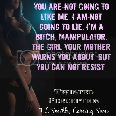 Twisted cover reveal teaser