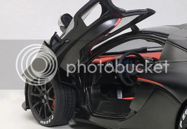 AutoArt diecast car - McLaren P1 - THE PLAYFUL SPIRITS