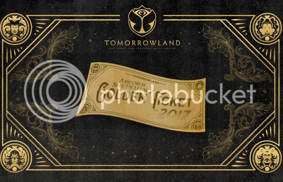Tomorrowland's Golden Ticket