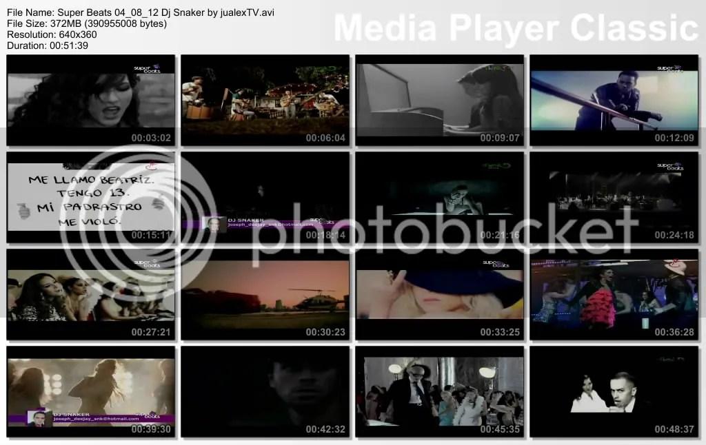 Blanco y Negro - Electro 40 Latino Album, 2012 - Solo