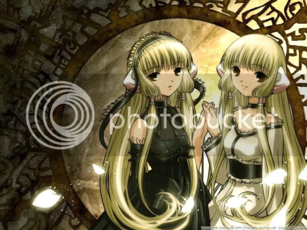 Freya (Kuro Chii) & Elda (Chii)
