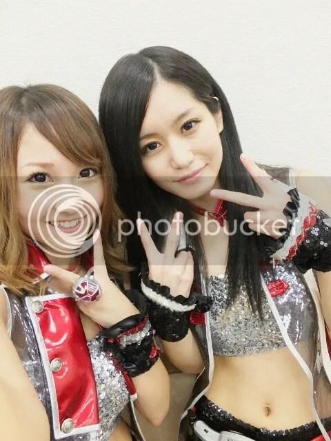 Akita Chisato & Yoshizumi Erika