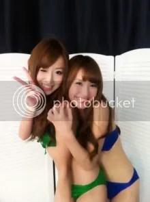 Isaka Hitomi & Yasuda Nao