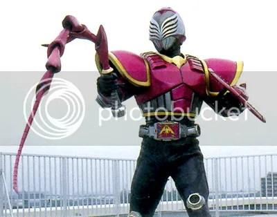 Kamen Rider Raia