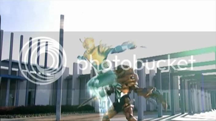 Kamen Rider Scissors - Final Vent