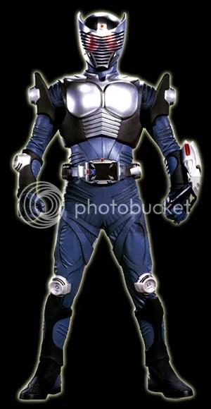 Kamen Rider Ryuuki Blank Tai