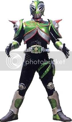 Kamen Rider Verde