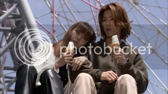 Kirishima Miho & Kido Shinji
