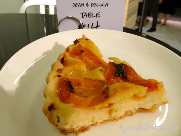 Dean and Deluca Apricot Tart