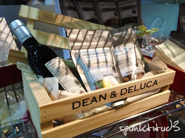 Dean and Deluca Gift box