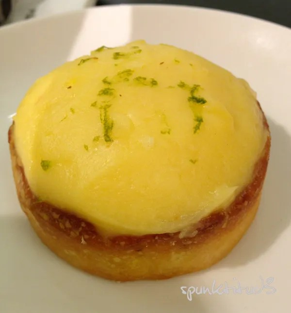 Dean and Deluca Lemon Tart