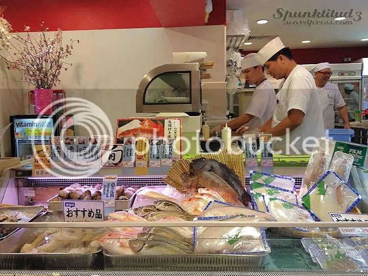 Fish Mart Sakuraya