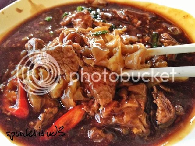 Nam Seng Noodles - Venison Hor Fun