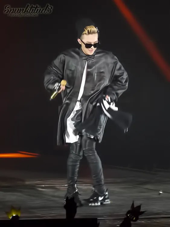 G-Dragon - One of a Kind World Tour