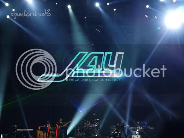 Jay Chou 周杰伦 in concert F1 Singapore Grand Prix