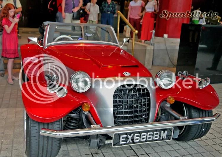 Vintage Bling Car