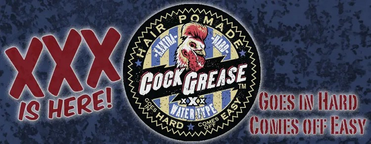 Cock Grease