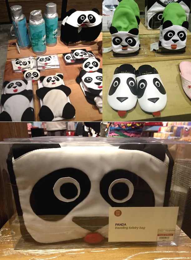 Goods of Desire G.O.D. Singapore - Panda Bambooed