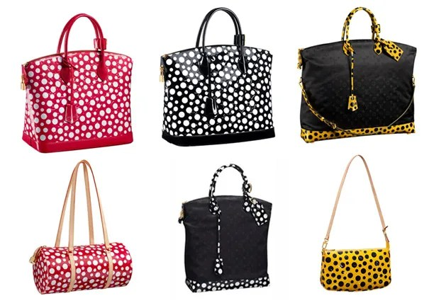 Louis Vuitton x Yayoi Kusama Collection