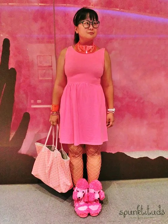 Look of the Day - Make it Pink