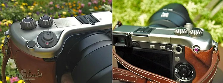 Look of the day - Hasselblad Lunar
