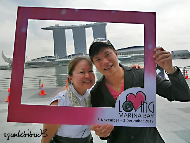 Clowning Around at Loving Marina Bay