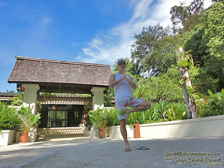 Gaya Island Resort - Spa Village