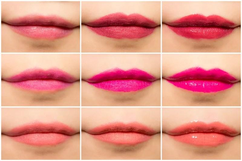 Ultimate Long Lasting Lip Set