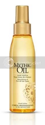 Winactie L'Oréal-Mythic Oil