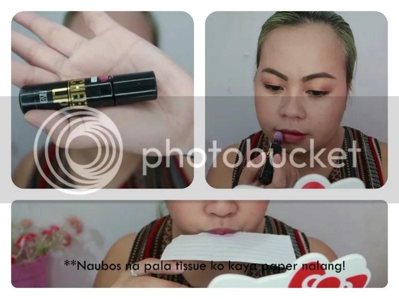 KJM Cheek Lip Tint (fused) Makeup Look