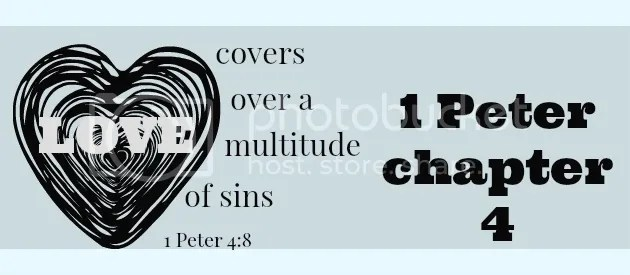 1 Peter Chapter 4