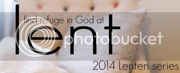 2014 lent series