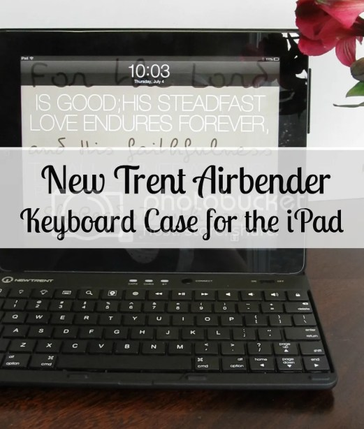 New Trent Airbender Case for iPad
