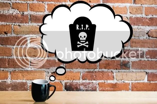 goodbye cuppa' Joe