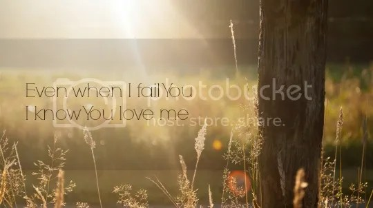 even when i fail