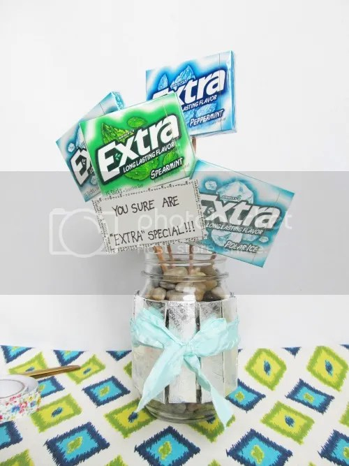 extra gum christmas gift #shop