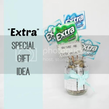extra gum gift #shop