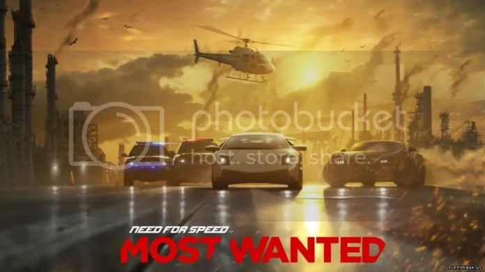 Image Need for Speed Most Wanted {2012} + Crack