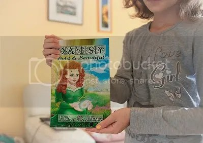 Daisy Bold & Beautiful book cover 2