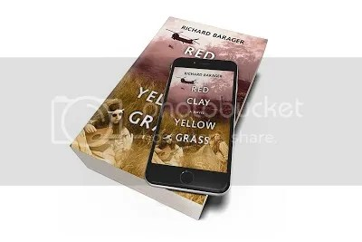 Red Clay, Yellow Grass cover 2