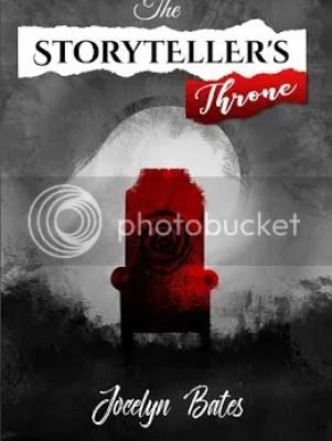 The Storyteller's Throne cover