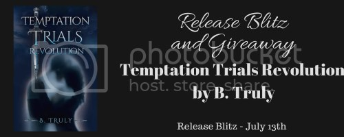 Temptation Trials Revolution tour graphic