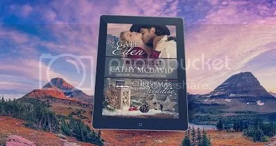 photo The Gate to Eden and Christmas in Paradise Box Set on tablet with mountain background_zpsxwf0vhdm.jpg