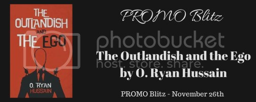 The Outlandish and the Ego BANNER