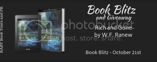 Rich and Gone banner