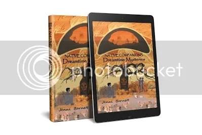 photo Native Companions Dreamtime Mysteries - Book Blitz graphic_zpsm66tzqyu.jpg