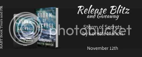 Storm of Secrets banner